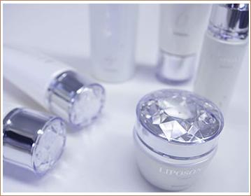 糖化・酸化・乾燥  肌老化に着目したエステ専売ラグジュアリー化粧品 リポソーナプラス